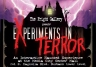 Logo from a promotional poster for The Fright Gallery's EXPERIMENTS IN TERROR, an interactive haunt attraction in 2003.
