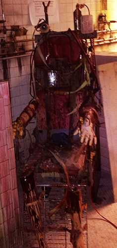 You'll definitely want a front row seat for the horror at Eli Roth's GORETORIUM