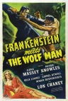 See FRANKENSTEIN MEETS THE WOLF MAN today at 2pm and 8pm at the Alex Theater, Glendale CA