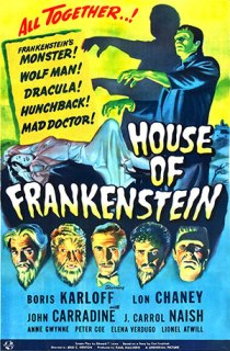 Count Gore De Vol hosts a screening of HOUSE OF FRANKENSTEIN to celebrate his 40th anniversary as horror host.