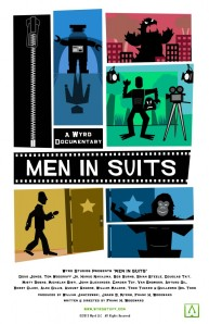 MEN IN SUITS is now available on DVD at Amazon.com