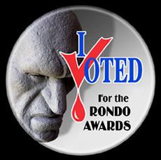 Cast your ballot for the 2013 Rondo Awards