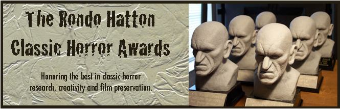 Cast your votes in the 2012 Rondo Hatton Awards