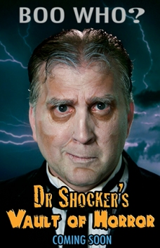 Dr. Shocker's Vault of Horror documentary available for pre-order soon