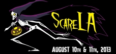 ScareLA haunt industry convention premieres August 10, 2013