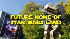 Disney's Hollywood Studios could host a future Star Wars Land in Orlando