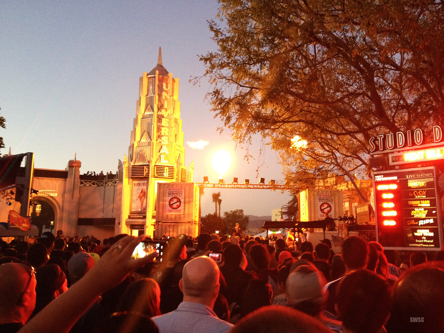 SWSC Universal Hollywood's Halloween Horror Nights 2013 review ...